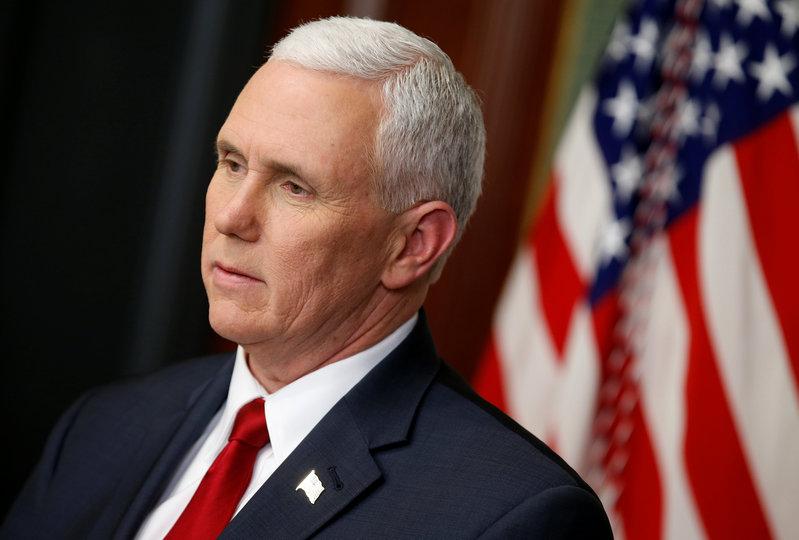 خوشحالی مایک پنس از قطعنامه ضد ایرانی