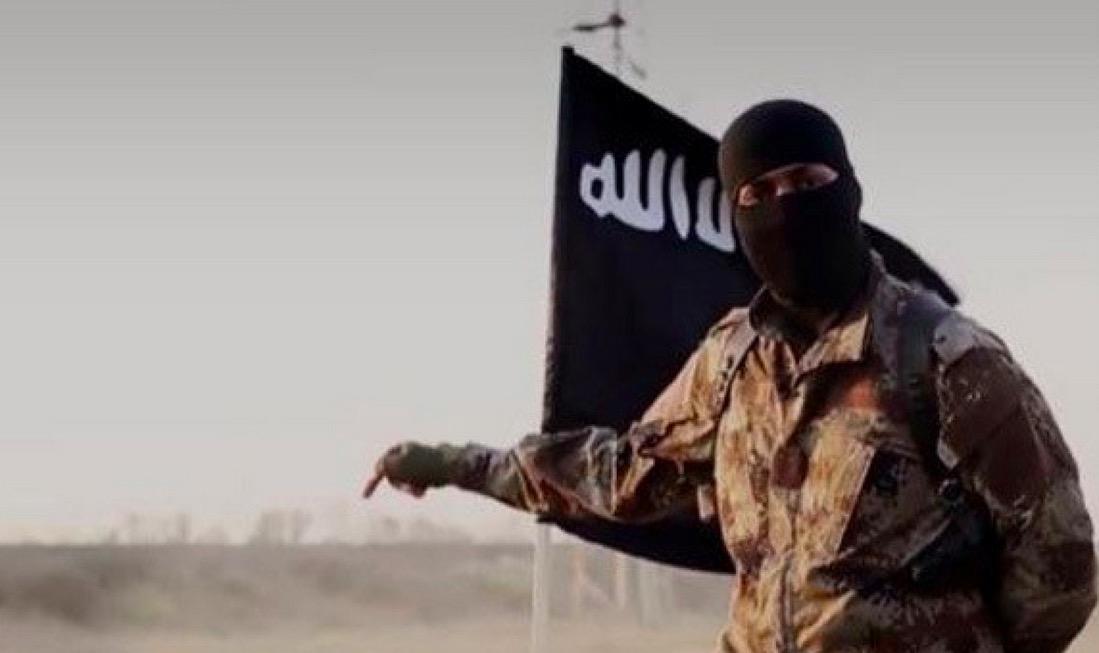 تهدید جدید داعش علیه آمریکا +عکس