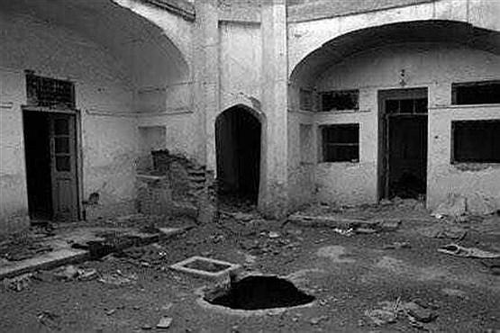 ترسناکترین مناطق دیدنی ایران + عکس