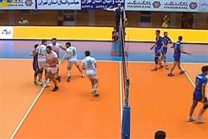 باشگاه خبرنگاران -خلاصه والیبال پیکان و هاوش گنبد 20 دی 96 + فیلم