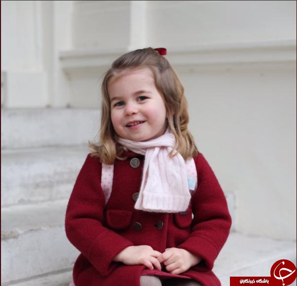 همه چیز درباره اولین فعالیت اجتماعی شاهدخت کوچولوی انگلستان