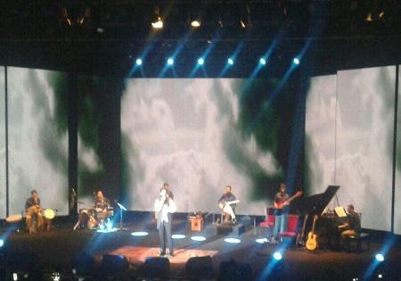 برج میلاد با جشنواره سی و سوم موسیقی وداع کرد