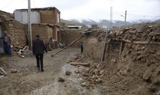 دلهره روستاییان از دیوارهای خشت و گِلی/ حمایت 20 میلیونی برای مقاوم سازی چقدر تاثیرگذار خواهد بود؟!