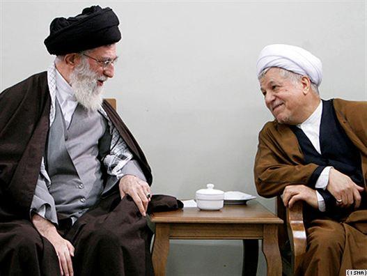 هاشمی رفسنجانی: عشق من آقای خامنهای است+ فیلم