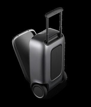 -چمدان هوشمندی که در واقع یک روبات پیشرفته است+ تصاویر۲- با این چمدان هوشمند به آسانی دوردنیا سفر کنید+ تصاویر۳- با این چمدان هوشمند دستیاری ویژه درسفرهایتان داشته باشید+ تصاویر