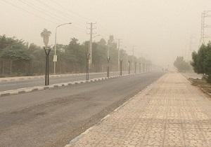 آلودگی هوای آبادان