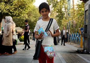 50 درصد کودکان کار و خیابان را اتباع غیر ایرانی تشکیل میدهند/ ارسال آئین نامه جدید ساماندهی به وزارت تعاون