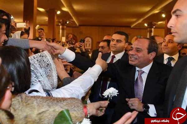 انتخابات ۲۰۱۸ مصر هم بدون رقیب جدی برای مارشال السیسی+ تصاویر