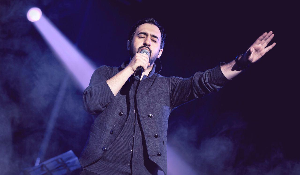 قطعههای عربی یخ کنسرت یراحی را شکست