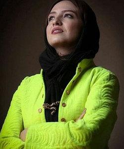 بازیگر زن سریال شهرزاد روی فرش قرمز جشنواره خارجی+عکس