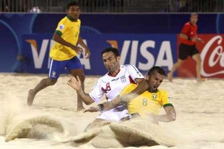 برگزاری مسابقات فوتبال ساحلی پرشین کاپ از ۷ تا ۹ بهمن در بوشهر