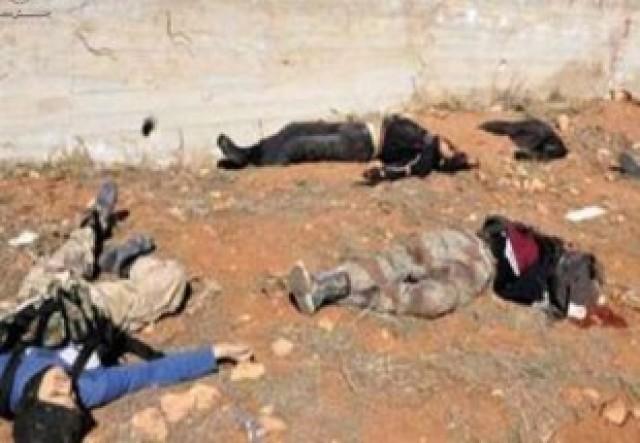 هلاکت ۲۷ نظامی سعودی و مزدور خارجی به دست تکتیراندازهای یمنی