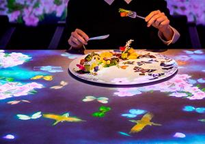 رستورانی که روحیه شما را درک میکند + فیلم