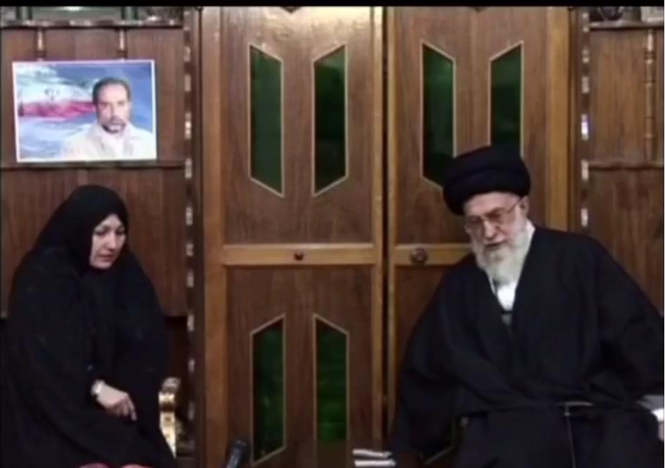 شهید در هنگام شهادت ملائکه را با چشم مادی میبیند +فیلم