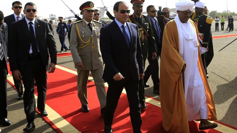 افزایش تنش میان مصر و سودان