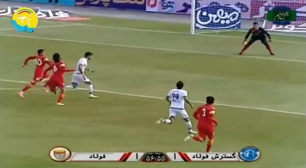 لیگ برتر فوتبال؛ تساوی فولادیها در تبریز