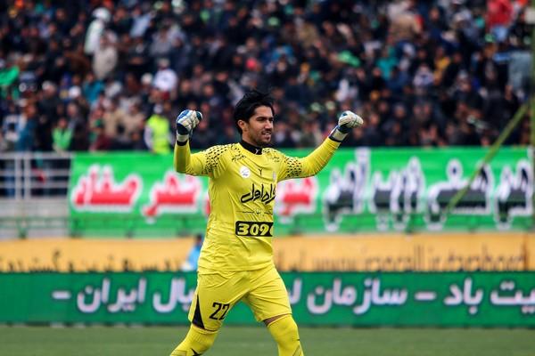حسینی: تساوی، رکوردشکنی ام را تلخ کرد