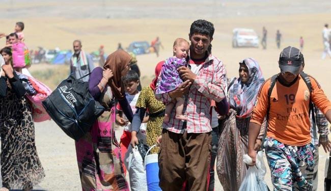 تلاش دولت عراق برای بازگرداندن آوارگان به خانههایشان