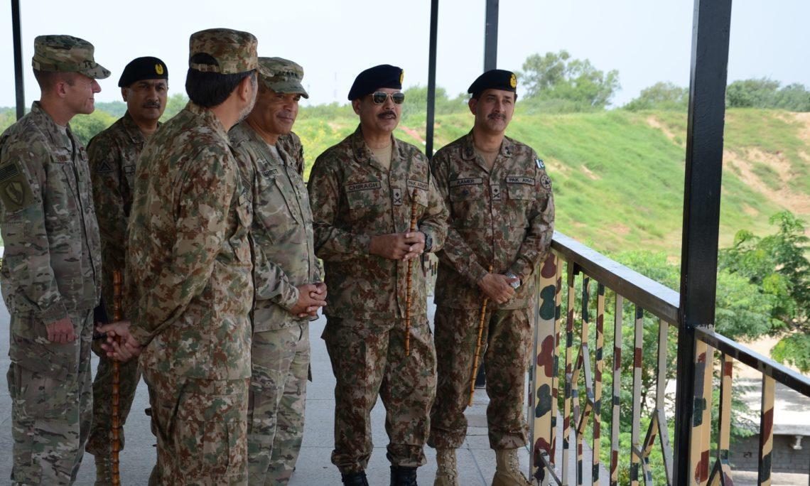 آمریکا: با ارتش پاکستان ارتباط مدوام داریم