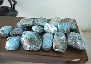 کشف بیش از 20 کیلو تریاک در سراوان