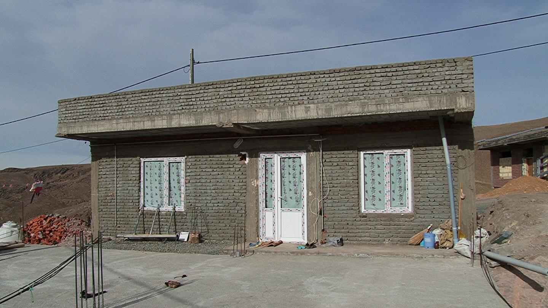 یرای ساخت خانه های سیل زده بیش از5میلیارد500میلیون هزینه شده است