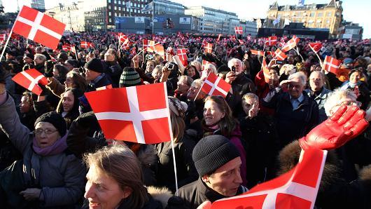 واکنش سرد نروژیها به پیشنهاد ترامپ برای مهاجرت به آمریکا