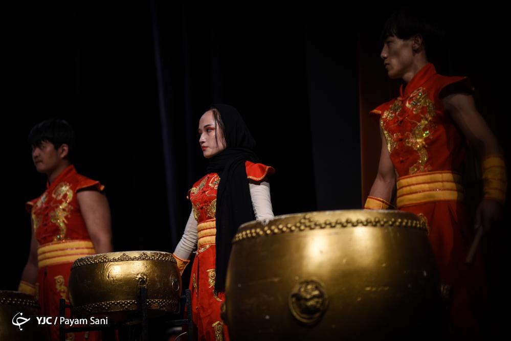 Image result for حجاب روسری جشنواره موسیقی فجر