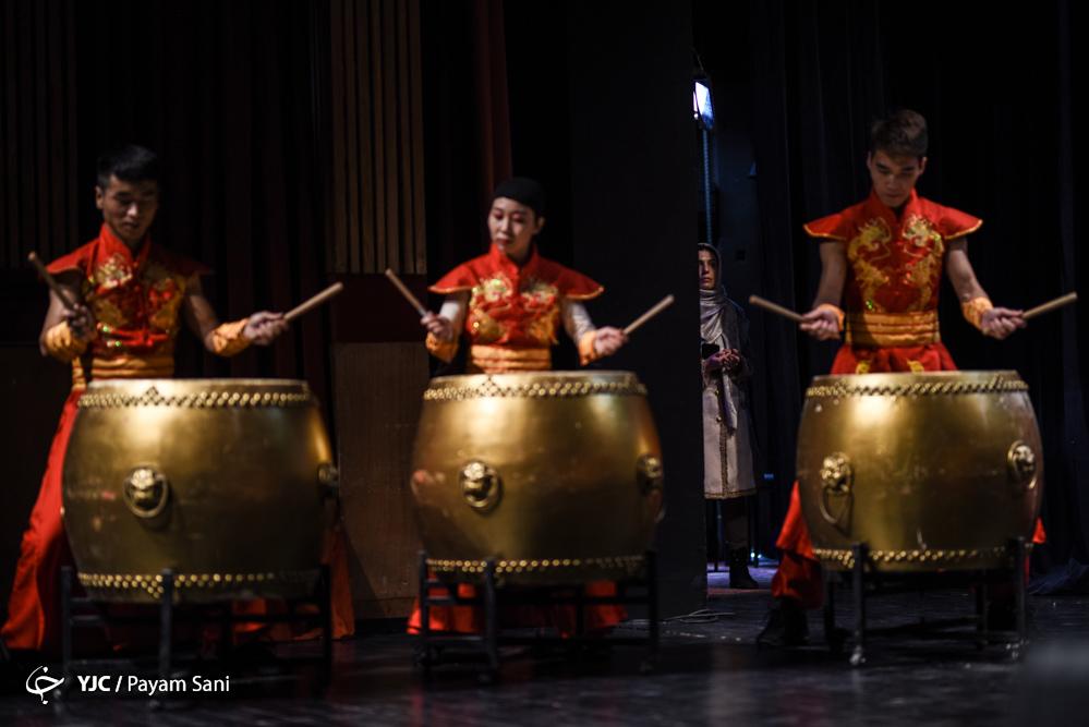 سومین روز سی و سومین جشنواره موسیقی فجر