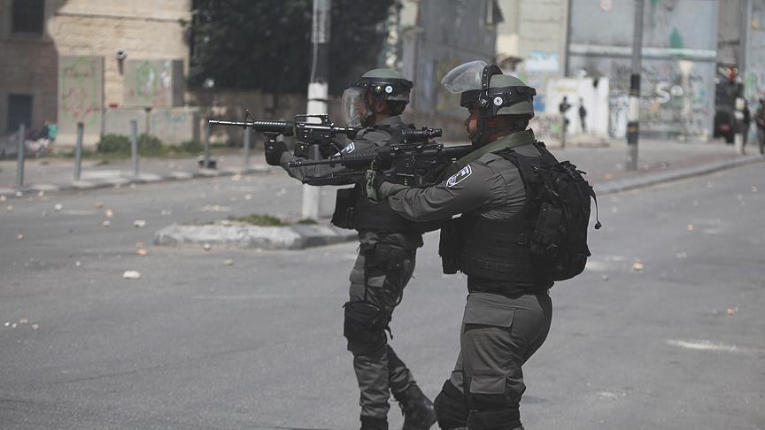 ۲۹۲ فلسطینی در جریان درگیری با نظامیان صهیونیست زخمی شدند