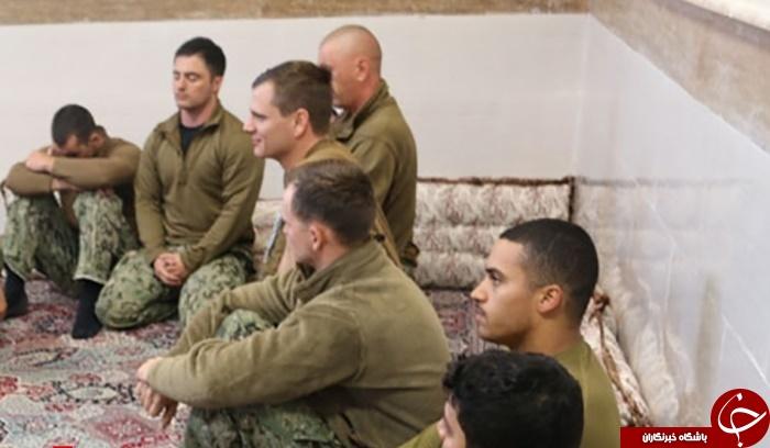 گریه تفنگداران آمریکایی چگونه در جزیره فارسی سرازیر شد؟/اشراف اطلاعاتی «وجب به وجب» در خلیج فارس