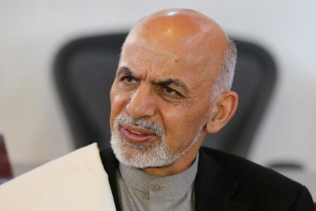 تاکید «اشرف غنی» بر محو بیماری فلج اطفال در افغانستان