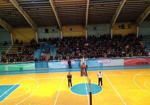 والیبالیستهای قزوینی به میدان میروند