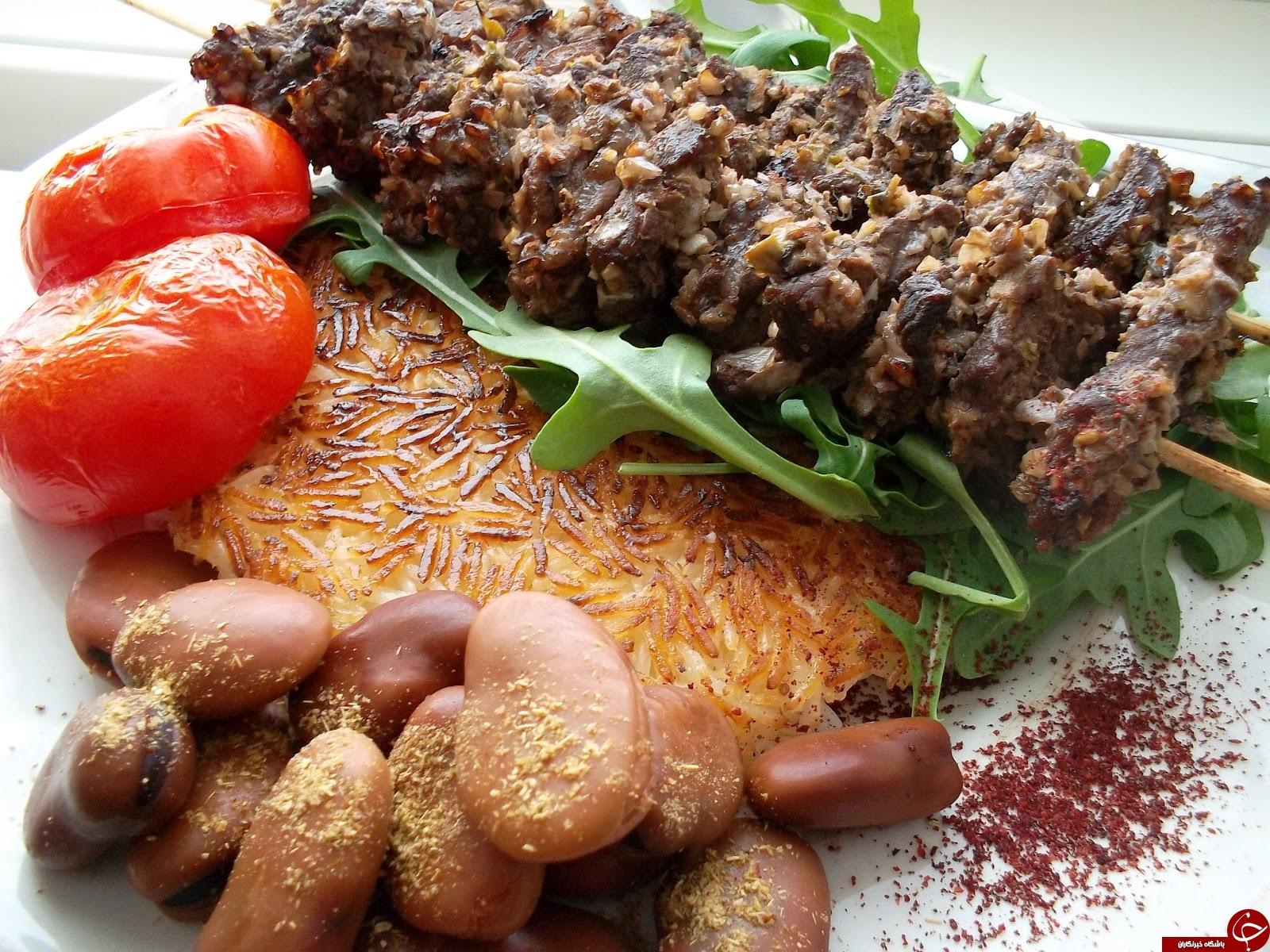 معرفی و طرز پخت غذاهای محلی شمالی