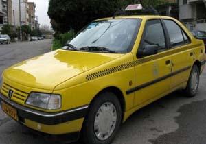عجیبترین تاکسی در قُرق! + فیلم