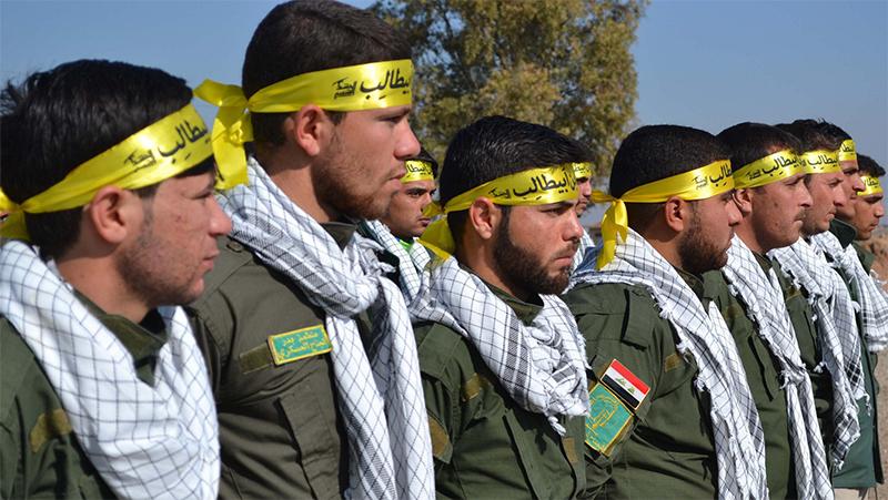 حشدالشعبی برنامهای برای خروج از مناطق آزادشده از وجود داعش ندارد