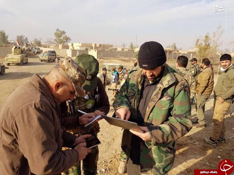 غرب استان کرکوک در آستانه پاکسازی از تهماندههای داعش +تصاویر