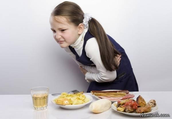 ۷ ماده غذایی رایج که خاصیت مسموم کنندگی دارند