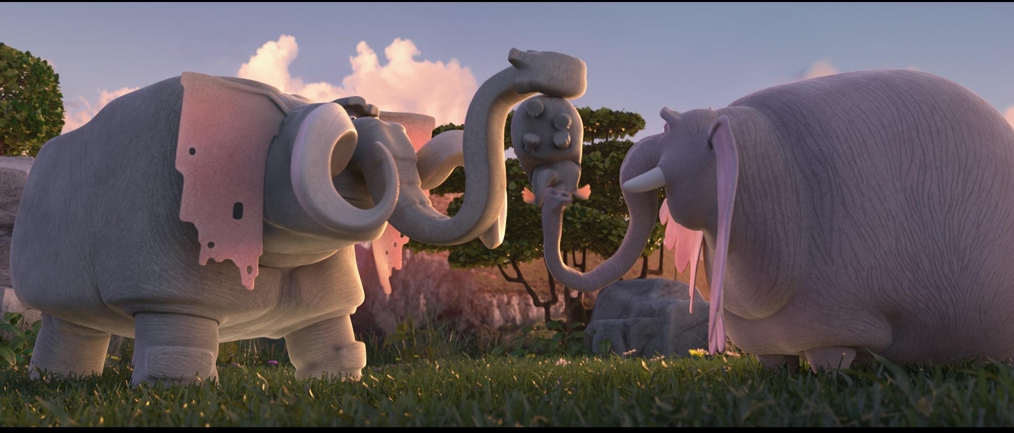 «فیلشاه» تنها برگ برنده سینمای انیمیشن ایران در جشنواره فجر
