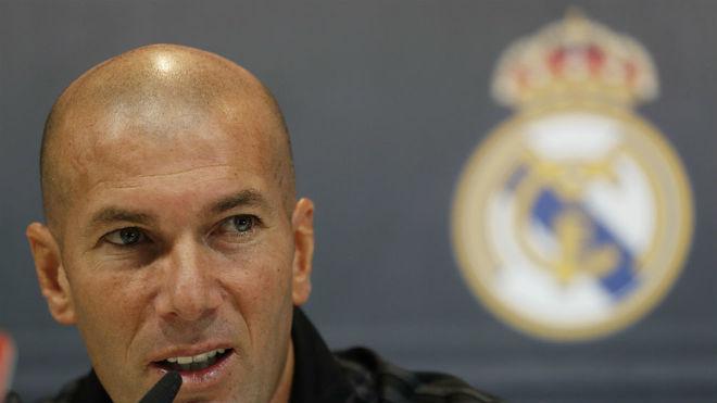 مارکا:زیدان تا هر زمان که بخواهد در رئال مادرید ماندنی است