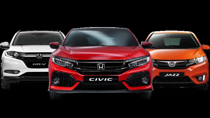 مظنه خرید محصولات Honda در بازار