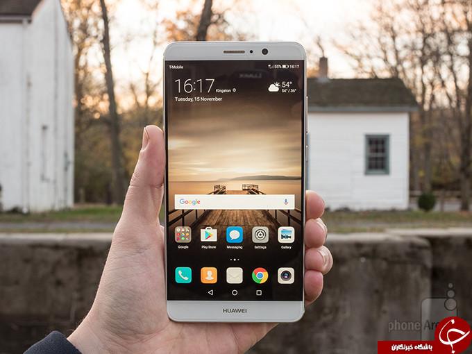 مقایسه گوشی Huawei mate 10 lite و گوشی گلکسی A7 مدل 2017
