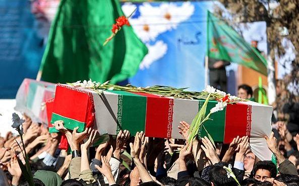 سردار محسن صفری، جانباز 75درصد به شهادت رسید