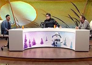آموزش زبان کردی به رضا رشیدپور توسط گروه رستاک + فیلم