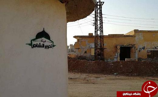 طوفان جبهه مقاومت در شمال سوریه / نسخه تروریستها در جنوب و جنوب غرب حلب پیچیده میشود +تصاویر و نقشه میدانی