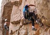 باشگاه خبرنگاران -پایان مسابقات سنگ نوردی انتخابی نونهالان و نوجوانان استان کردستان در سقز