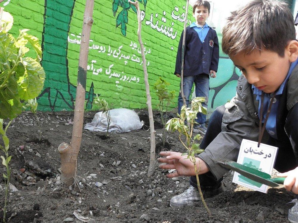 احداث 40 مدرسه طبیعت در کشور