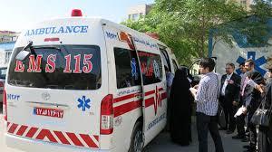 آمادهباش اورژانس مشهد در  روزهای خاکستری مشهد