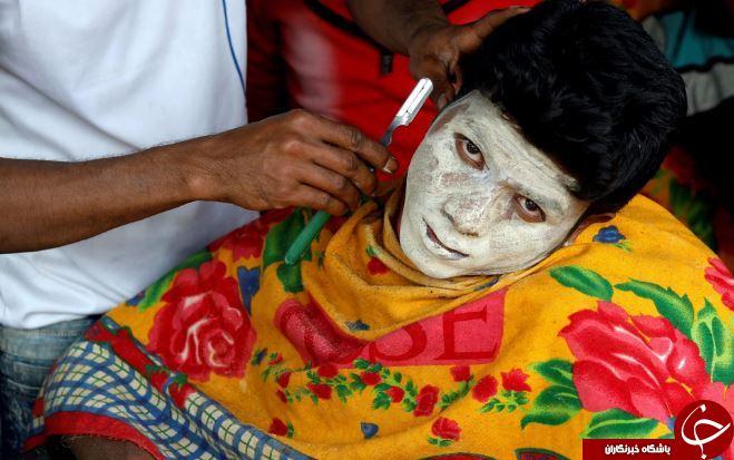 گشتی در تصاویر خبری یکشنبه 24 دی/ تصاویر روز: از عروس دریایی نادر در مکزیک تا حمایت زنان یمنی از انصارالله