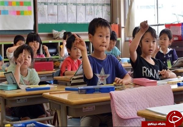 آموزش رفتار قبل از دانش در مدارس ژاپنی!
