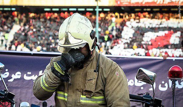 گرامیداشت سالگرد شهدای آتش نشان پلاسکو و دریانوردان فقید نفتکش ایرانی